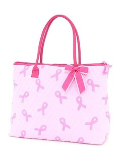 Quilted breast cancer tote - Sass N Frass. When placing an order please remember to put Stacy Hinton as your rep. Thank you. Happy shopping. :)