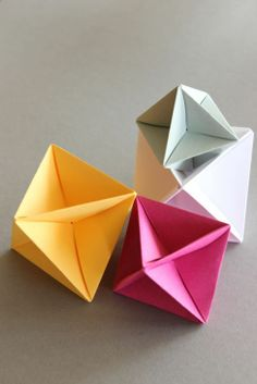 Papierfigur - so einfach