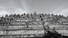 Borobudur Temple #Archeology #Architecture #Archilovers #Asia #Sculpture #BlackandWhite #BlackandWhitePhotography #Buddhism #Culture #Heritage #Photography #Serenity #Travel #UNESCO #Writing #Yogyakarta #Jogja #Indonesia #WonderfulIndonesia
