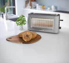 Toaster von Kenwood Toaster, Oven, Kitchen Appliances, Household, Cooking Ware, Home Appliances, Toasters, Kitchen Gadgets, Sandwich Toaster