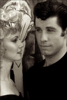 Olivia Newton-John -> Film and TV -> Grease -> Grease Japanese program Grease 1978, Grease Movie, My Fair Lady, Olivia Newton John Movies, Sandy And Danny, Sandy Grease, Grease Is The Word, Danny Zuko, Cinema