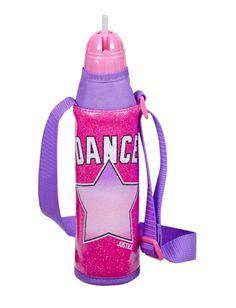 Dance Glitter Water Bottle   Girls Other Accessories Accessories   Shop Justice