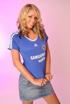 Sophie Rose ~ Chelsea FC Super Fan | Ladies of Chelsea ...