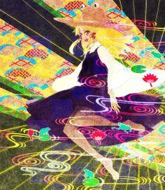Suwako Moriya - Touhou - Touhou 10 - Gud Art - Favorite Characters