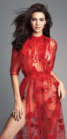 Kendall Jenner ♥                                                                                                                                                                                 More