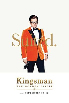 Fox has debuted a new trailer for Kingsman: The Golden Circle starring Taron Egerton, Channing Tatum, Pedro Pascal, Julianne Moore, Jeff Bridges and Colin Firth Watch Kingsman, Eggsy Kingsman, Kingsman Movie, The Kingsman, Kingsman Suits, Jeff Bridges, Colin Firth, Julianne Moore, Channing Tatum