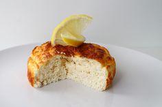 Lemon Protein Cake Healthy Sweets, Healthy Snacks, Healthy Recipes, Good Food, Yummy Food, Tasty, Breakfast Recipes, Dessert Recipes, Desserts
