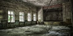 Nearly 30 years after the disaster, pictures of Chernobyl prove the site is still as haunting as ever. Description from pinterest.com. I searched for this on bing.com/images