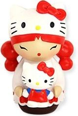 "Toy191 ""Tomoko"" by Momiji from Momiji Doll (2011) #Toy - Sanrio's 50th anniversary"
