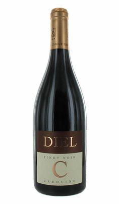 Pinot noir 2008 *Cuvée Caroline* - Schlossgut Diel, Rheinland-Pfalz ------------------------ Terroir:  Nahe - Rheinland-Pfalz