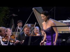 Anna Netrebko Mozart - Idomeneo - D'oreste, D'ajace, Mozart.  Mozart opera amazes me.  Mozart everything amazes me.
