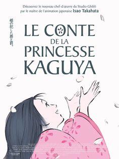 Le Conte de la Princesse Kaguya Ghibli