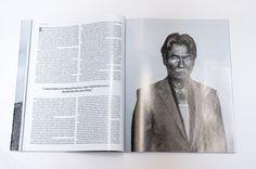Port Magazine Autumn 2014 | Magazine Cover Design Inspiration | Award-winning Magazine & Newspaper Design | D&AD