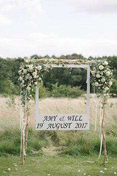 white and greenery wedding photobooth decoration ideas #weddingdecor #weddingideas #weddingphotos #weddingbackdrops #weddinginspiration