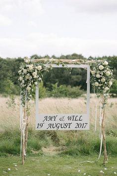 white and greenery wedding photobooth decoration ideas #weddingdecor #weddingideas #weddingphotos #weddingbackdrops #weddinginspiration