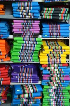 South Africa textiles