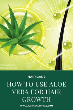 How To Use Aloe Vera For Hair Growth?:There are many ways to use Aloe Vera for hair growth while mixing with other ingredients too Healthy Hair Tips, Healthy Hair Growth, Natural Hair Growth, Fresh Aloe Vera, Aloe Vera For Hair, Blonde Hair Care, Diy Hair Care, Home Remedies For Hair, Hair Growth Treatment