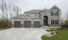 Custom built by Design Homes & Development Co. - Dayton, OH #DHexperience #theVenice
