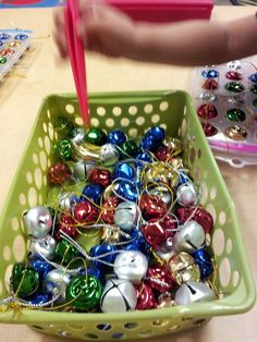 The Crazy Pre-K Classroom: 5 Christmas Centers and a new TpT unit with a… Preschool Christmas, Christmas Games, Kids Christmas, Preschool Activities, Motor Activities, Christmas Crafts, Educational Activities, Preschool Boards, Preschool Winter