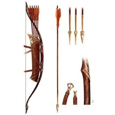 Reminds me of lotr 🙂 I love the quiver! And the bow! Reminds me of lotr 🙂 I love the quiver! And the bow!