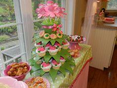 Fairy Tea Party Birthday Party Ideas   Photo 18 of 71