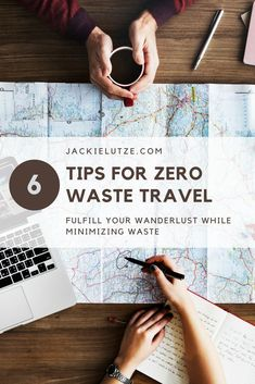 Planning a trip? Here are some great tips for zero waste travel!