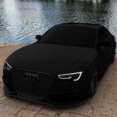 Lifestyle on Luxury Lifestyle on Audi black cars. This luxury.Luxury Lifestyle on Audi black cars. This luxury. Luxury Sports Cars, Top Luxury Cars, Cool Sports Cars, Sport Cars, Luxury Suv, Bmw Sport, Exotic Sports Cars, Sport Bikes, Carros Lamborghini