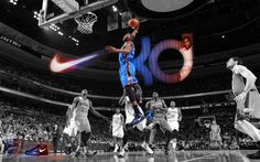 Kevin Durant is my favourite player in the NBA.
