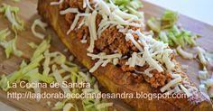 Las canoitas de amarillo se pueden considerar una comida típica puertorriqueña, es básicamente una variación de nuestro típico pastelón...