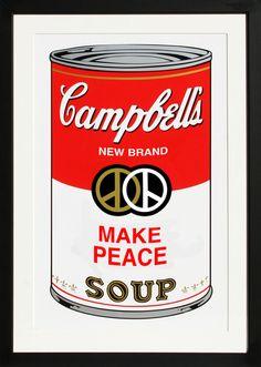 Make Peace Soup. Go Good!