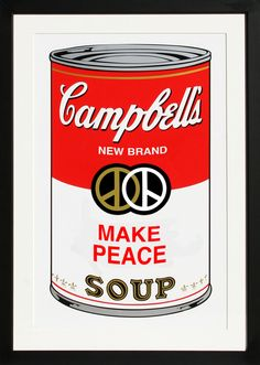 Make Peace Soup. Go Good!