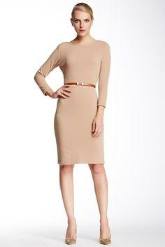 Sharagano Honeycomb Dress on HauteLook