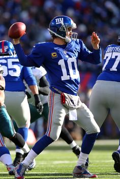 Eli Manning // New York Giants
