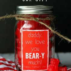Easy #DIY Father's Day #Gift Idea  http://www.bamboodiapersonline.com