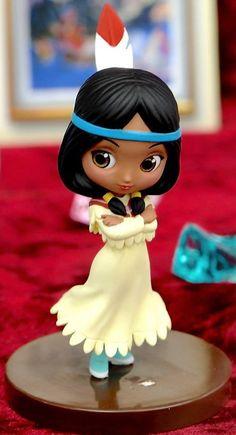 Porcelain Clay Pendant - - - Porcelain Countertops And Backsplash - Disney Princess Dolls, Disney Dolls, Disney Nerd, Arte Disney, Disney Figurines, Peter Pan Disney, Clay Figurine, Cold Porcelain, Porcelain Clay