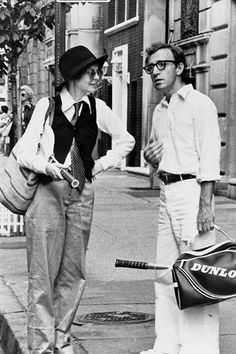 """Annie Hall"" was Best Picture in 1978 starring Diane Keaton and Woody Allen who also wrote and directed it."