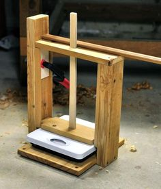 Dutch Cheese Press - Plans and information on build a DIY press. Now YOU Can Build Your Dream Boat With Over 500 Boat Plans! Wooden Boat Building, Boat Building Plans, Boat Plans, Cheese Press, Cheese Cave, Dutch Cheese, How To Make Cheese, Making Cheese, How To Press Tofu