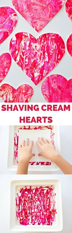 Valentine Shaving Cr