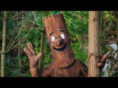 Stick Man, The Fugitive parody - Eden Project - YouTube
