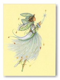 Christmas Fairy by Patience Brewster