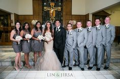 Image courtesy of Lin and Jirsa Photography | Discover more wedding inspiration at www.shaadibelles.com #indianbridalparty #white #indianbridaldress #bridesmaid #shaadibelles #weddings #bridaldress #southasian Indian Bridal Party, Bridal Dresses, Lace Wedding, Wedding Inspiration, Bridesmaid, Weddings, Image, Photography, Fashion