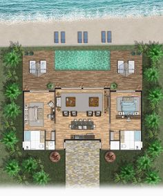 From Bali With Love Tropical House Plans From Bali With Love My