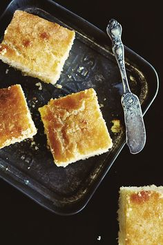 Honey Butter Corn Bread