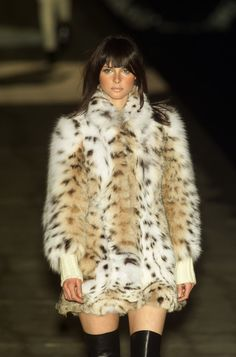 Roberto Cavalli Ready-to-Wear Fall / Winter 2001