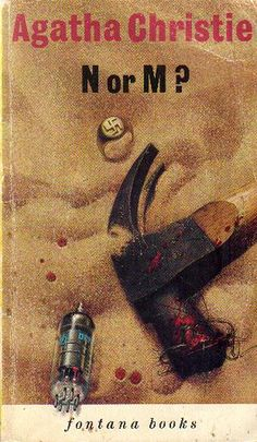 N or M? by Agatha Christie | Flickr - Photo Sharing!