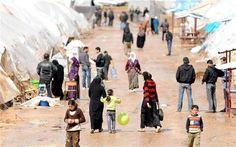 عدد اللاجئين في العالم تجاوز 60 مليون
