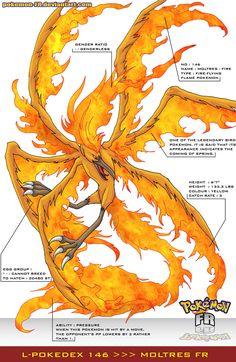 L'Pokedex 249 - Lugia FR by Pokemon-FR on deviantART