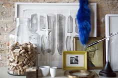 shop owner angela finney-hoffman's chicago loft, featured on refinery29 (photography by heather talbert)