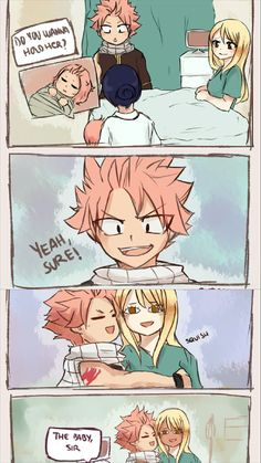 Fairy tail This is the best XD Mari_b Fairy Tail Ships, Nali Fairy Tail, Arte Fairy Tail, Fairy Tail Meme, Fairy Tail Quotes, Fairy Tail Comics, Fairy Tale Anime, Fairy Tail Natsu And Lucy, Fairy Tail Guild