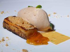 Restaurante Tierra de Olivos #postre #plato #gastronomia #restaurante #restaurant #Hotel #VeredaReal #hotels #Sevilla #Seville #Andalucia #Spain